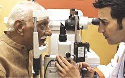 Cataract Service