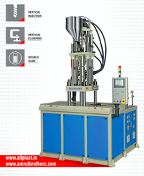 Double Sliding Injection Molding Machine