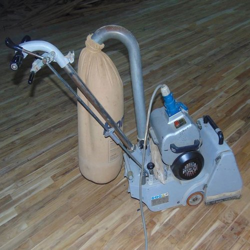 Dust Free Floor Sanding Machine Manufacturer From Chennai