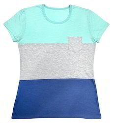 Lovely Level Ladies Round Neck Short Sleeve Tees