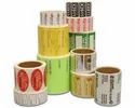 Customized Label Rolls
