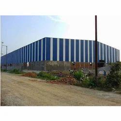Steel Prefab Industrial Pre Engineered Building