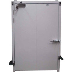 Cold Storage Hinged Door