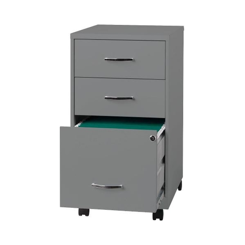 Attractive 3 Drawers Steel Filing Cabinet
