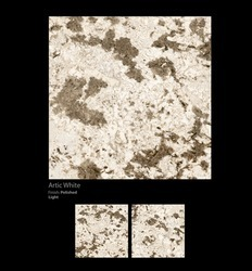 Artic White Porcelain Tiles