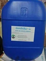 Quachem A Acidic RO Cleaner Chemical
