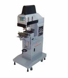 Single Color Pneumatic Pad Printing Machine