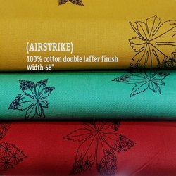 Air Strike 100% Cotton Double Laffer Finish