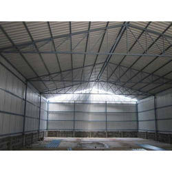 Industrial Warehouse Shed