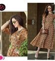 Designer Party Wear Georgette Nd Rayon Diva Kurti Collection