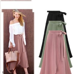 Woman Regular Fit Casual Rayon Palazzo Pants