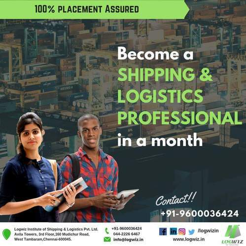 Certified Shipping Logistics Course Certification