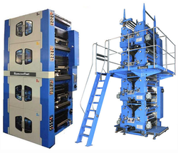 4 Hi Tower Printing Machine