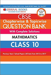 Topicwise Question Bank for Class 10 Maths