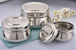 Amit Stainless Steel Food Container
