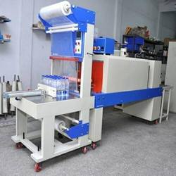 Web Sealer Shrink Tunnel Machine
