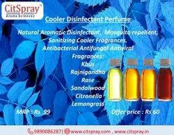 Cooler Disinfectant Perfumes