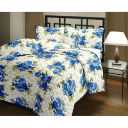 Micro Floral Print AC Quilt Dohar