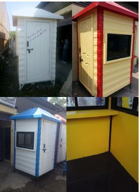 Frp Portable Toilets And Economic Toilet Manufacturer