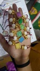 Druzy Stone Rakhi