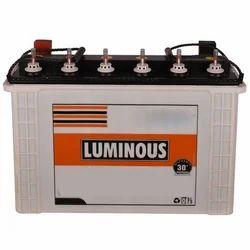 Luminous 200Ah Heavy Duty Inverter Battery, Warranty: 30 Months