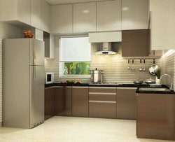 Prelaminated Modular Kitchen Interior Designing Service
