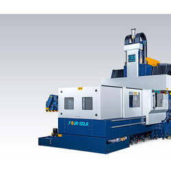 CNC Double Machining Center