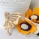 Wooden Scrapbook Craft For Decoration