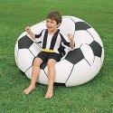 Flocked Single Air Football Chair (75010)