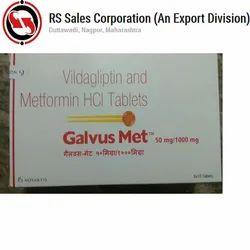 Galvus Met 50mg/1000mg Tablet