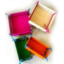 Bamboo Mat Base Gifting Trays