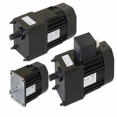 Industrial application of single phase induction motor