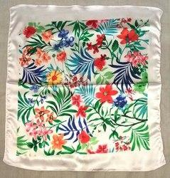 Polyester Satin Bandana