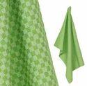 Grey Azure Green Pink Towelie Kitchen Towel