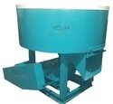 Hollow Block Pan Concrete Mixer Machine