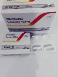 Orizol-100 Mg Tablet