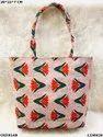 Designer Ikkat Hand Bag