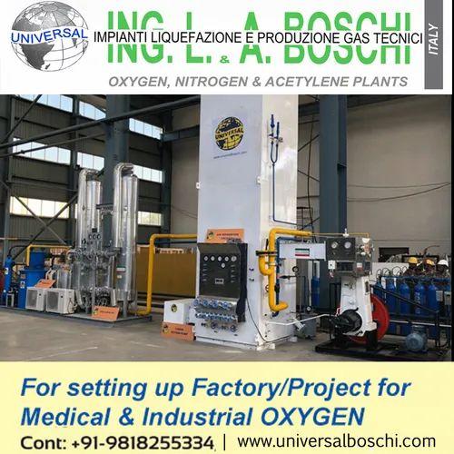 Oxygen Generation Plant