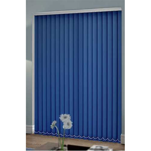 motorized vertical blinds s curve blue motorized vertical blind blind rs 85 square feet rebel enterprises