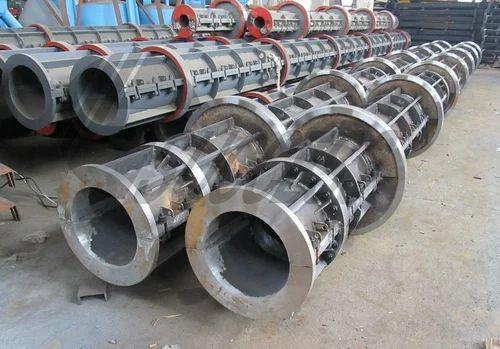 Spun Concrete Pole Mould | Subraj Enterprises | Manufacturer in
