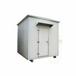 Steel Prefab Telecom Shelters