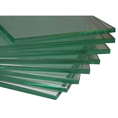 Transparent Toughened Glass, Thickness: 2 -19mm, Shape: Rectangular