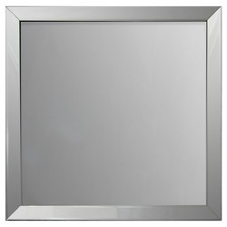Decorative Square Mirror, Thickness: 6 Mm, Shape: Sqaure