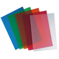 Gloss Matt Binding PP Sheets