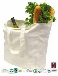 Natural Recycle Organic Cotton Veg Bag