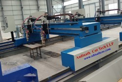 Smart Cut Gantry CNC Plasma Cutting Machine