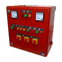 Hydrant Control Panel