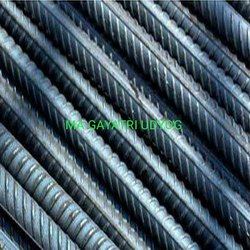 Durgapur Mild Steel TMT Bars, For Construction & Project, Grade: Fe 500