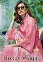 Shraddha Designer Honey Waqar Nx Paksitani Style Salwar Kameez Catalog