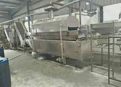 50 - 60 Hz Stainless Steel Semi-Automatic Food Processing Machine, 220 - 280 V